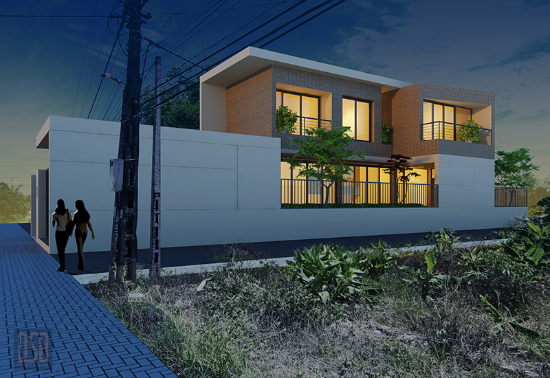 Nhà 2 tầng mặt phố - CĐT Mr Hiển