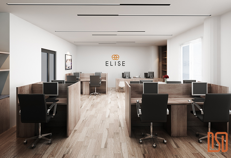 Phòng kế toán ELISE