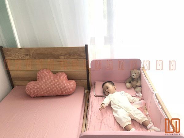 5 bước cơ bản để tập cho bé 3 tuổi ngủ riêng