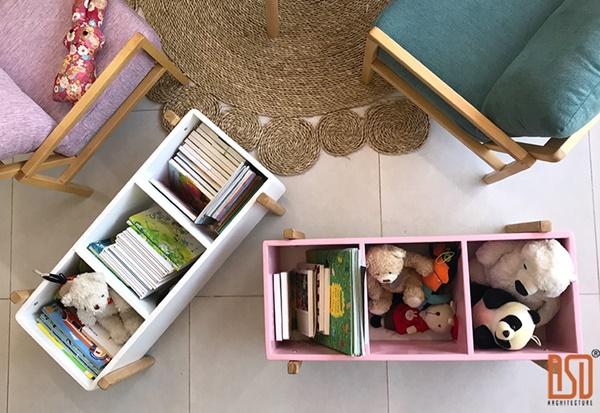 Mua giá sách ngang cho bé tại Hà Nội - Cha mẹ nên chọn địa chỉ nào?