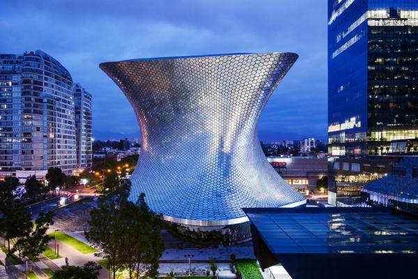 Điểm danh 4 công trình mang phong cách kiến trúc hiện đại