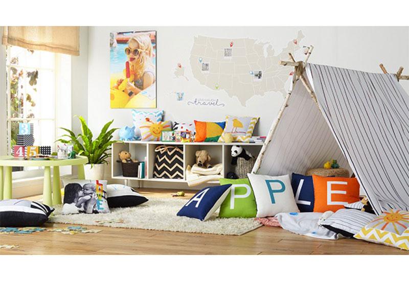 Thiết kế phòng ngủ cho những cô bé, cậu bé ưa khám phá