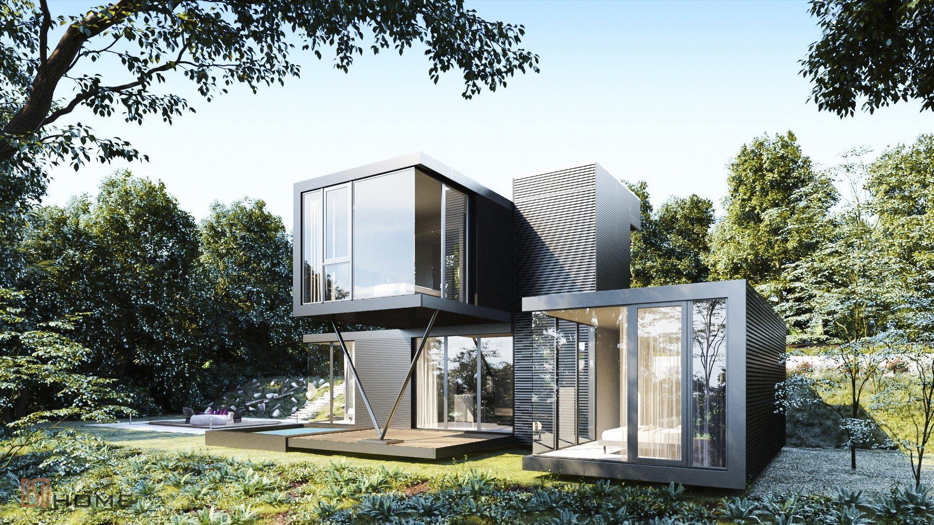 Tổng hợp những lĩnh vực thiết kế của công ty kiến trúc DSD
